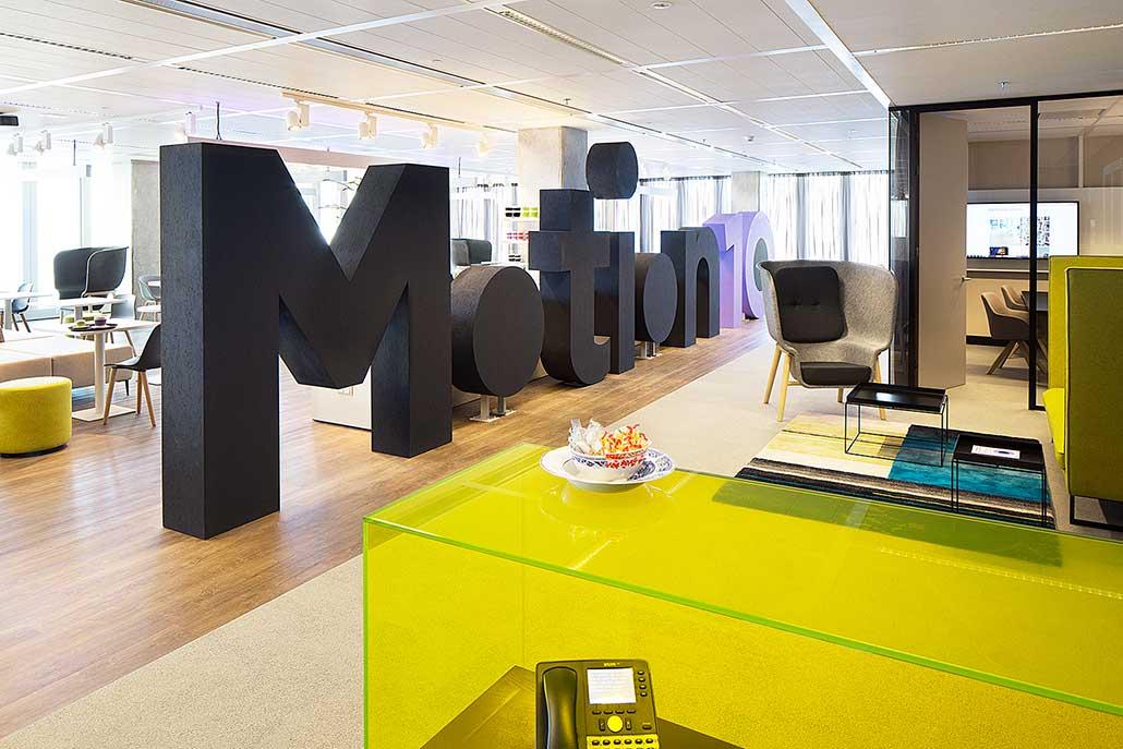Interieur idee n en binnenhuis architect voor uw bedrijf n for Kantoor interieur inspiratie