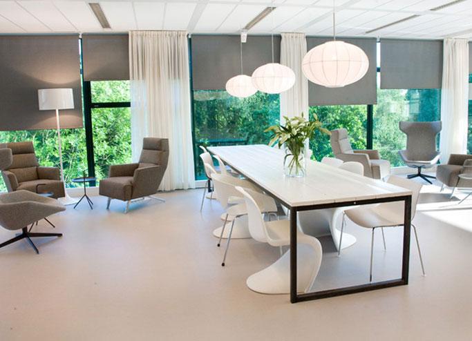 Roderick Vos fauteuil Interior design